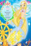 Starly Mermaidix Card NEW by itsmejovan