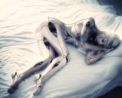 Cyborg girl by Nushulica