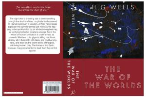Book Cover - War of the Worlds by deebeeArt