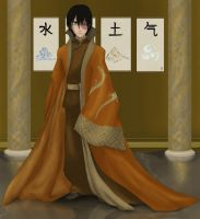 AtLA: Lord Zuko by Yunyin