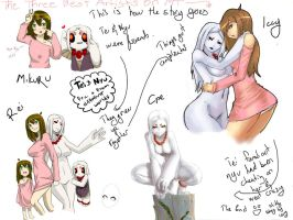Nyu and Tei day on the GB by MiTmIt92