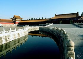Forbidden Palace Beijing by Miriam1989