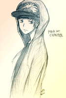park chanyeol by tramvo