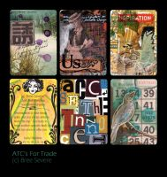 ATC's For Trade Mix 2 by LovelyShrew