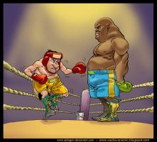 Boxing by Aldagon