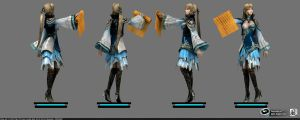 Wang Yuanji perspective by animebikerchick01