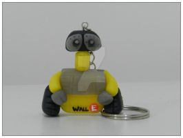 Wall-E by artesladybug
