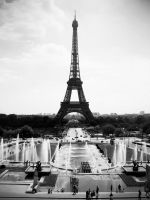Eiffel Tower by anneclaires