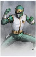 Lion Ranger of Dairanger by 2d-artist