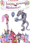 Happy Birthday Michaela by SHADOWSHAUN200
