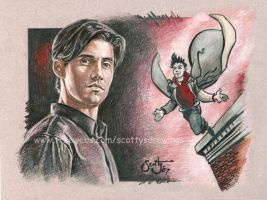 Peter Petrelli by scotty309