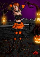 halloween4 by reddiablotin