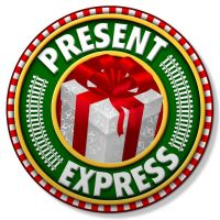 Present Express Logo by istudio327