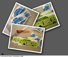 sports store decals by serealis
