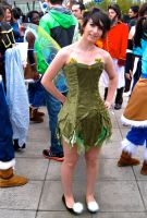 Tinkerbelle from Peter Pan by ZeroKing2015