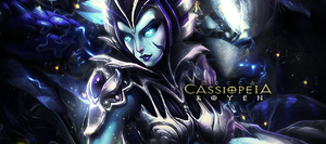 cassiopeia league of legends t by lordmecca