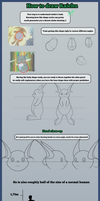 How to draw raichu tutorial by warden006