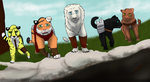 EBC Empire Assignment 6/13/2014 by exclusiveWolves