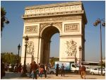 The Arc de Triomphe by SeiMissTake