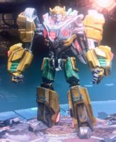Fall of Cybertron: Windraker (Robot Mode) by Shadowspeed2020