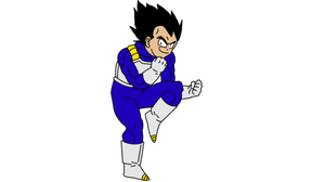 Dance Vegeta Dance! by Dbzbabe