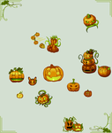 Pile o' Pumpkin Tribute Project by Wooded-Wolf