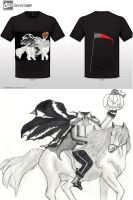 Headless Horseman T-shirt entry by Mitsuki---13