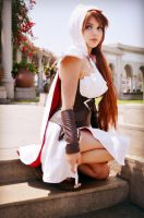 Ezio-assassins Lucy (6) by dashcosplay