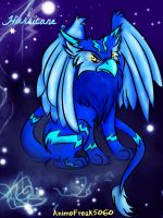 Hurricane the electric Eyrie by CrimsonFange