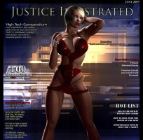 Justice Illustrated Issue 6 by ExGemini