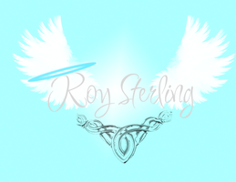 Roy Sterling Typography by Mistress-Fluffeh
