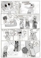 Eddsworld Comic - Daily Damage - page 2 by LifeIsGoingOn