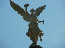 Angel de la Independencia by charlieest