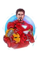 Iron Man by Lightning-Stroke