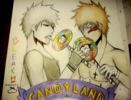 hichiichi: CANDYLAND by bleach-aholicX3