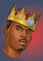 KING NAS t-shirt by Cloxboy