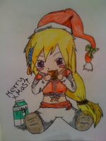 Me...christmafied: Merry Christmas! by NinjaSoulMasamune