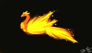 Pheonix by ms-pen