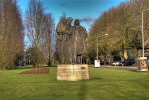 Family Statue by ortix
