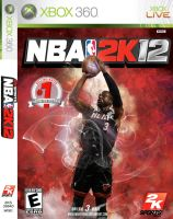 Dwyane Wade NBA 2K12 Cover by Angelmaker666