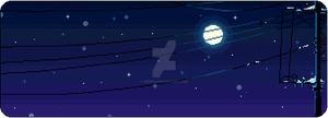 night aesthetic f2u by axedog