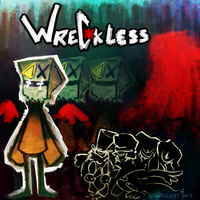 WreCkless album by pengosolvent