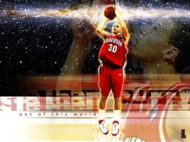 Stephen Curry by e-one-design