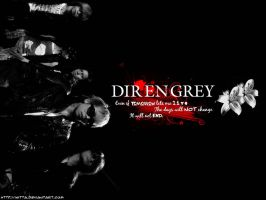 dir en grey wall2 by Initta