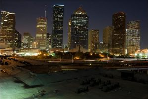 Houston by dominussum