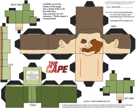 The Cape3: The Lich Cubee by TheFlyingDachshund