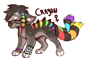 Crayon by Griwi