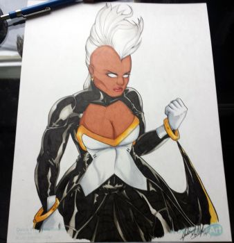 Storm Commission by judegallagher28