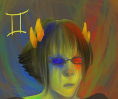 sollux by Thebusinessofdeath