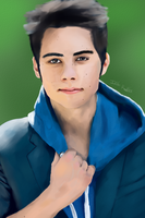 Dylan O-Brien by ZombieOverLoad